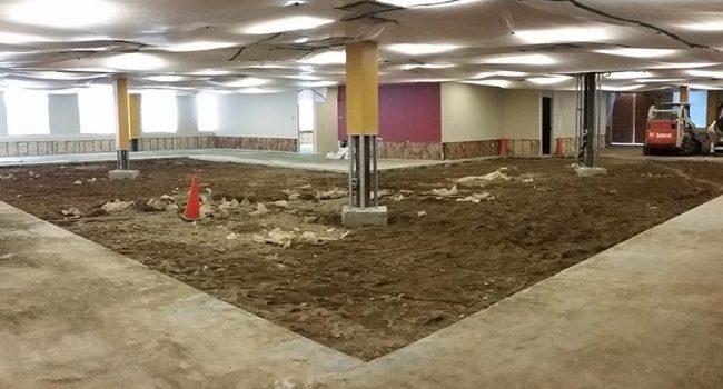 Construction Roseville 16